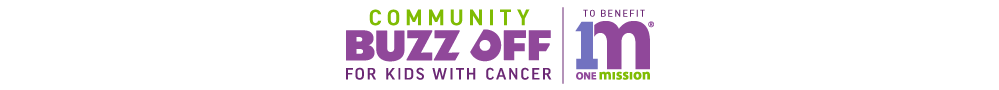 Buzz Off for Kids with Cancer Home